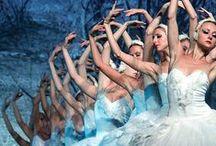 Danse / La grâce et la difficulté des pas embellissent les images qui impressionne!!!
