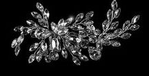 Hair Accessories - Crystal . Rhinestone | Wedding . Special Events / BelovedSparkles.com | Exquisite Cubic Zirconia Jewelry | Couture Bridal Hair Accessories | Celebrity Inspired Diamond Jewelry