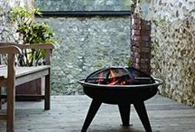 Fire Pits & Outdoor Entertaining / Keep warm through every season with a Fire Sense Fire Pit. Extend the life of your backyard and patio with any one of our stylish fire pits.