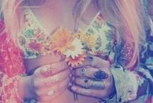 Hippie style and lifestyle!