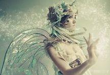 Elfs, Fairies, Enchantress & Witches