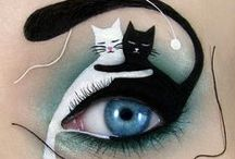 (unconventional) Make up & Body Art
