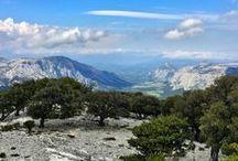 Supramonte Sardegna / Foto del Supramonte in Sardegna  #sardegna #sardinia #trekking #escursioni #canyon #gola #supramonte #dorgali #orgosolo #oliena #urzulei