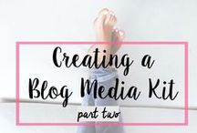 Blogging / Tips and reminders for having a successful blog.