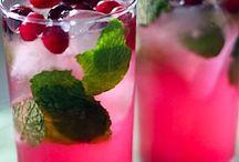 Cocktails / Feestelijke drankjes