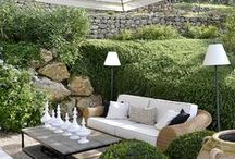 Garden and Landscape Ideas / A collection of landscaping and gardening ideas to complete your new home.