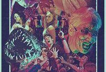 Schlock, B & Horror / Alternative Posters