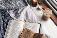 Lire en automne / Lire en automne c'est tellement agréable! Que se soit pour une PAL spéciale ou pour trouver une ambiance automnale, ce tableau est pour vous !  { #autumn #automne #lecture  }