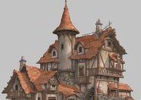 Environments - Medieval