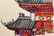 Environments - Oriental