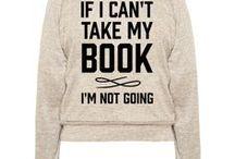 Reading style / La lecture jusqu'au bout des. ongles et surtout dans des vêtements confortables !