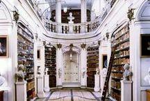 Bibliothèques de rêves ! / Digne de celle de la Belle et la Bête, voici quelques lieux de rêves pour les amoureux de la lecture! #bibliotheque #lecture #voyage