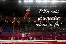Gymnastics / Insanely addicted to gymnastics. / by Nicole Ebreo