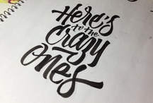 Type / by Bruno Lopes