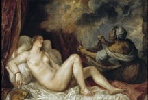 Rembrandt and Titian / Inspirational painters / by Jennifer Hunter