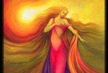 Sagrado Feminino - Sacred Feminine