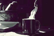 Tea and Coffee.