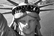 Statue of Liberty!! / by Marty Hillman