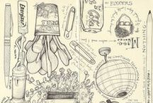 Drawings I want to make