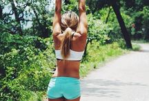 fitness / by Hayley Breeser