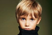 Hairstyles for little boys <3