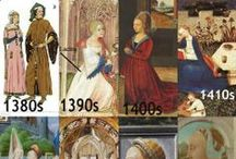 Medieval fashion / Historical clothing