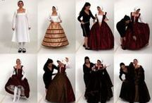 Tudor fashion / Historical clothing