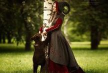 Fantasy and Steampunk costumes / Fantasy and Steampunk clothing