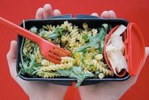 """Box Appetit / In the past, children got fun lunch boxes and adults had to make do with boring containers. """"The Times, They Are a-Changin""""…welcome to the lunchbox revolution!"""