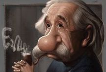 Caricaturas / by Antonio Mayero Martinez