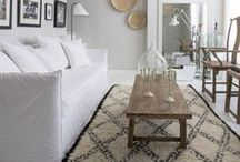 Moroccan Rugs / Inspiration for your home