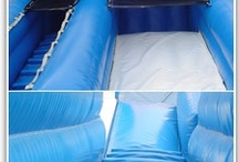 Water Slide Party Ideas / Water Slide Rentals in Houston, Texas and surrounding cities.