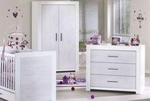 Chambre de bébé Zen Rivage / Découvrez la collection de meubles Zen Rivage pour une chambre de bébé ultra moderne !