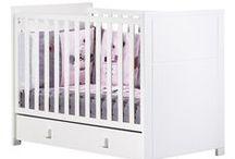 Lits bébé / Retrouvez les lits de bébé des différentes collections de meubles !