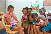 Education / Tools for education always come in handy. Some of Catholic Charities' programs that work in the education of children include Head Start/Early Head Start and St. Vincent's Villa.