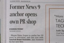 Changing the Face of PR  / A look into the history of Baker PR and its founder, Megan Baker.