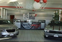Dealership Photos / Get a feel for the Premier Chrysler Jeep Dodge Ram of Tracy dealership!