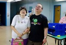 Individuals with Intellectual Disabilities / Gallagher homes offer a range of supportive housing options throughout the Baltimore area to allow each resident the option of independence and participation in community life that they are capable of attaining.