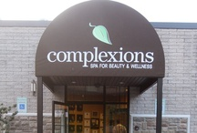 """Complexions Green Carpet Event  / Complexions Spa for Beauty & Wellness, located at 221 Wolf Road in Colonie, N.Y., celebrated its 25th year of providing clients with exceptional spa services this year in a big way. They celebrated in style with an invitation only """"Green Carpet"""" event on Thursday, September 27, 2012, as a way to thank their loyal clients."""