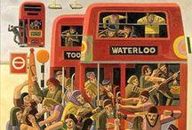 My London / by John Montgomery