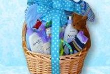 Baby gift baskets / The little bundle of joy is here to bring lots of love,smiles & hugs to the proud parents.Celebrate their happiness and new baby arrival with a memorable gift.Our beautiful newborn gifts are put together with lots of thought behind them.They carry all the essentials for a new baby girl or new baby boy.http://www.elegantgiftsaz.com/Baby-Gifts_c28.htm