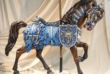 Painted Horses / Horses of different kind / by Linda Jacobs