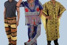 Men's Fashion From Africa | Traditional and Modern African Style Clothing for Men / Authentic and Afrocentric men's apparel and bold African patterns. Mud Cloth Dashikis, Grand BouBous, Formal Pants set and brocade dashikis. Kente Kufi hats, Kente scarves and Kenti ties for your African Holiday, African wedding or Black History Month. #mensfashion #mensstyle #handsome #africanamerican