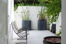 o u t d o o r   a r e a / Inspiration for outdoor areas