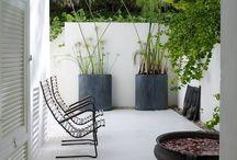 o u t d o o r   a r e a / Inspiration for outdoor areas