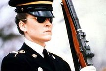 Women in Uniform / Our favorite pics of women in uniform / by LOTL Magazine