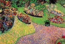 Vincent Van Gogh, impresionismo y otros artistas.