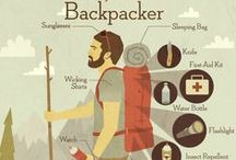 Travel Gear and Backpacking