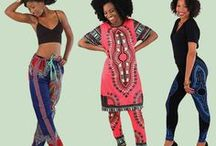 Women's Fashion from Africa | Comfortable and Classy African Inspired Fashion for Women / Everything from traditional African garments to Afrocentric attire. Brocade and George Fabric pant and skirts sets.  We love celebrating African fashion with these inspiring cloths and styles from Africa. #fashion #womensfashion #style #fashionable #africa #african