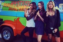 Pretty Little Liars / On set images, edits, quotes and spoilers of pll!